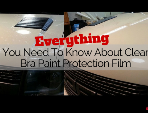 Everything You Need To Know About Clear Bra Paint Protection Film