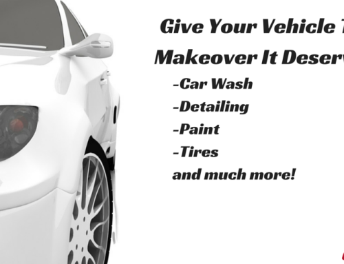 Give Your Car The Makeover It Deserves