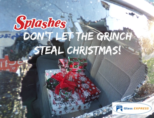 Splashes Auto Glass – Don't Let The Grinch Steal Christmas!